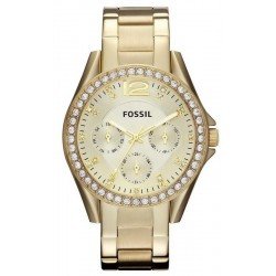 Buy Fossil Ladies Watch Riley ES3203 Quartz Multifunction