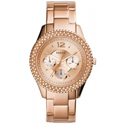 Buy Fossil Ladies Watch Stella ES3590 Quartz Multifunction
