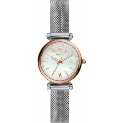 Buy Fossil Ladies Watch Carlie Mini ES4614 Mother of Pearl Quartz