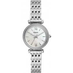 Buy Fossil Ladies Watch Carlie Mini ES4647 Mother of Pearl Quartz
