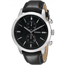 Fossil Men's Watch Townsman FS4866 Quartz Chronograph