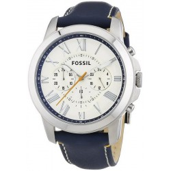 Buy Fossil Men's Watch Grant FS4925 Quartz Chronograph