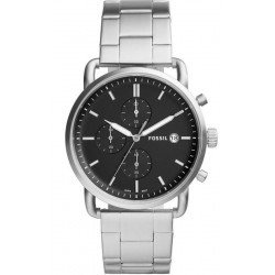 Fossil Men's Watch Commuter FS5399 Quartz Chronograph