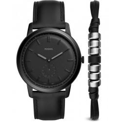 Fossil Men's Watch The Minimalist - Mono FS5500SET Quartz