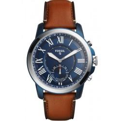 Fossil Q Grant Hybrid Smartwatch Men's Watch FTW1147