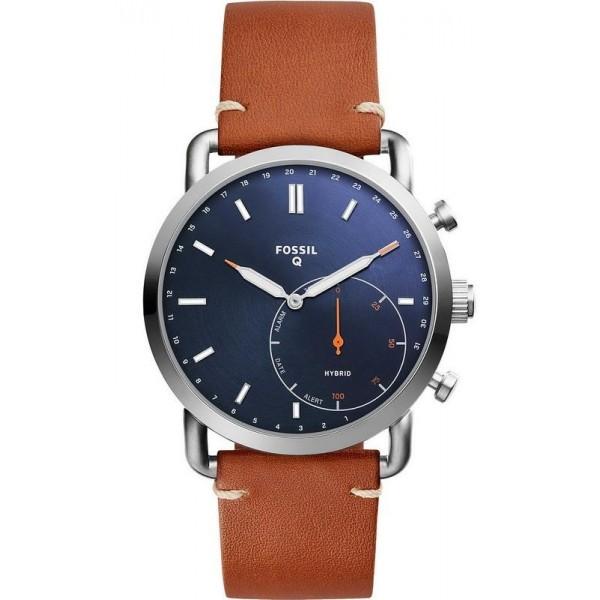 Buy Fossil Q Commuter Hybrid Smartwatch Men's Watch FTW1151