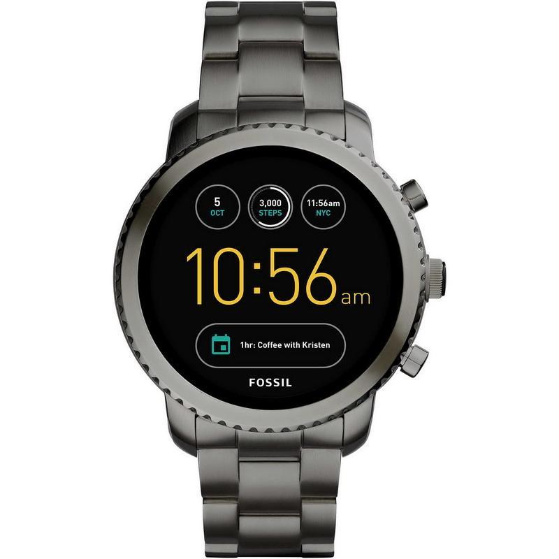Fossil Q Men s Watch Explorist FTW4001 Smartwatch - Crivelli Shopping 45d8450faec