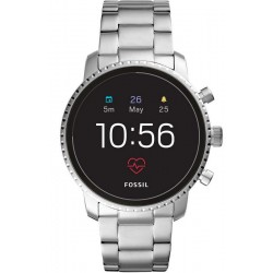 Buy Fossil Q Explorist HR Smartwatch Men's Watch FTW4011