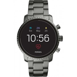 Buy Fossil Q Explorist HR Smartwatch Men's Watch FTW4012