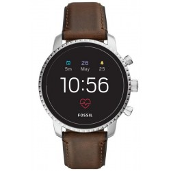 Buy Fossil Q Men's Watch Explorist HR FTW4015 Smartwatch