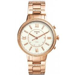 Fossil Q Ladies Watch Virginia FTW5010 Hybrid Smartwatch