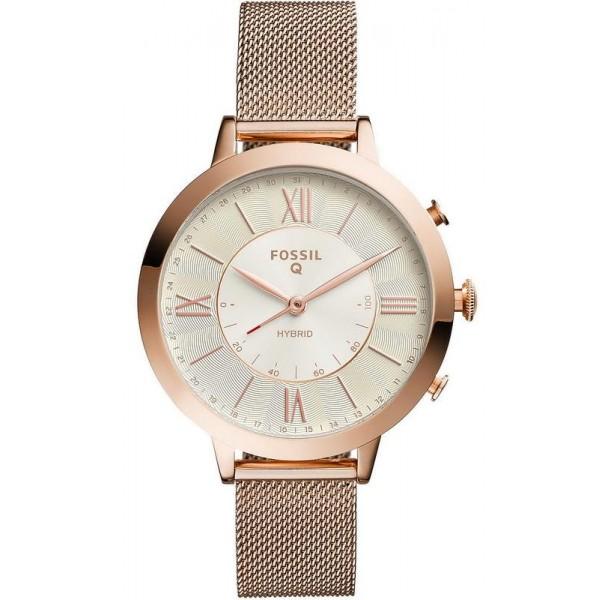Buy Fossil Q Ladies Watch Jacqueline FTW5018 Hybrid Smartwatch