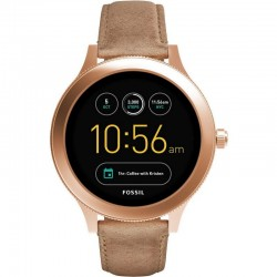 Fossil Q Venture Smartwatch Ladies Watch FTW6005