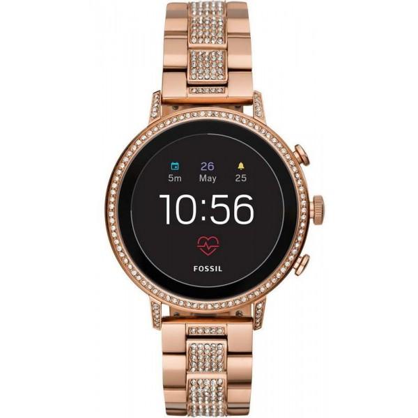 Buy Fossil Q Ladies Watch Venture HR FTW6011 Smartwatch