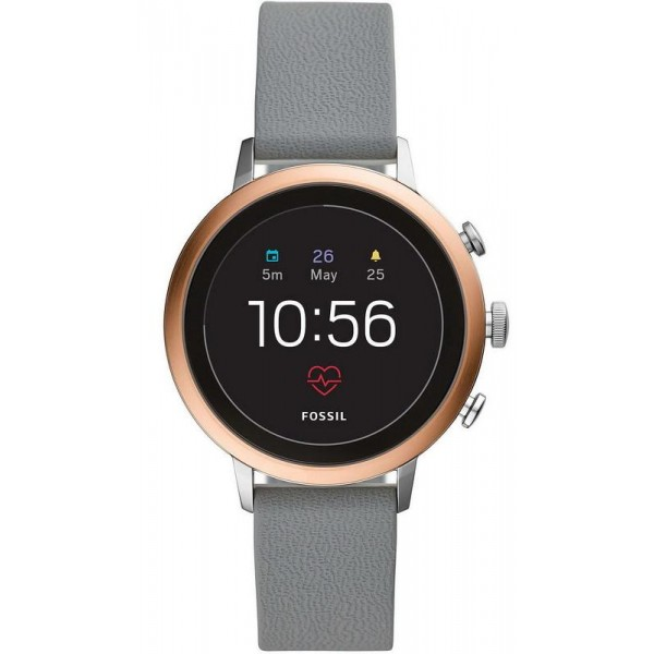 Buy Fossil Q Ladies Watch Venture HR FTW6016 Smartwatch