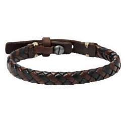 Buy Fossil Men's Bracelet Vintage Casual JA5932716