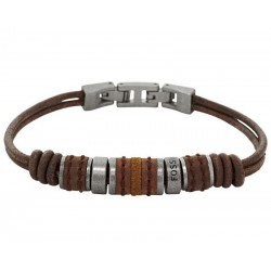 Buy Fossil Men's Bracelet Vintage Casual JF00900797