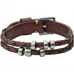 Buy Fossil Men's Bracelet Vintage Casual JF02345040