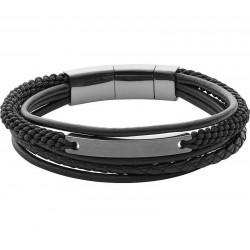 Buy Fossil Men's Bracelet Vintage Casual JF02378793