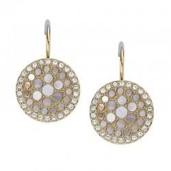 Buy Fossil Ladies Earrings Vintage Glitz JF02601710