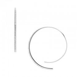 Buy Fossil Ladies Earrings Vintage Glitz JF02909040