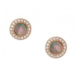 Buy Fossil Ladies Earrings Classics JF02949791 Mother of Pearl