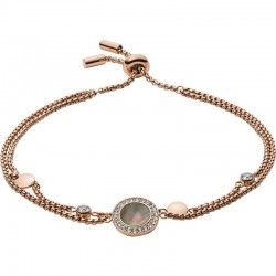 Buy Fossil Ladies Bracelet Classics JF02951791 Mother of Pearl