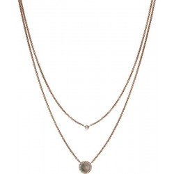 Buy Fossil Ladies Necklace Classics JF02953791 Mother of Pearl