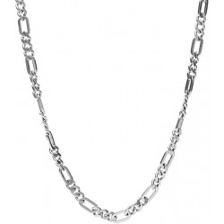 Buy Fossil Men's Necklace Mens Dress JF03175040