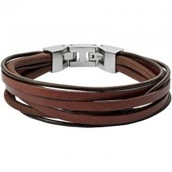 Fossil Men's Bracelet Vintage Casual JF03184040
