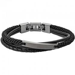 Fossil Men's Bracelet Vintage Casual JF03185793