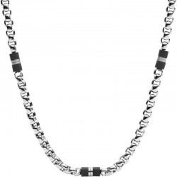Buy Fossil Men's Necklace Mens Dress JF03314040
