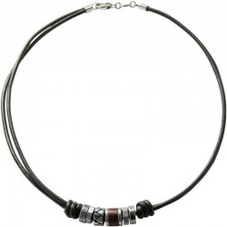 Buy Fossil Men's Necklace Vintage Casual JF84068040