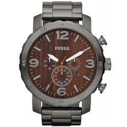 Fossil Men's Watch Nate JR1355 Quartz Chronograph