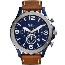 Fossil Men's Watch Nate JR1504 Quartz Chronograph