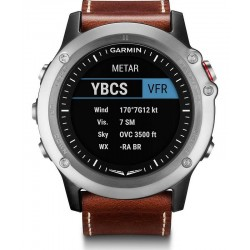 Buy Garmin Men's Watch D2 Bravo Sapphire 010-01338-30 Aviation GPS Smartwatch