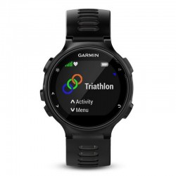 Garmin Men's Watch Forerunner 735XT 010-01614-06 GPS Multisport Smartwatch
