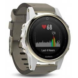Garmin Unisex Watch Fēnix 5S Sapphire 010-01685-13 GPS Multisport Smartwatch