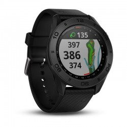 Buy Garmin Men's Watch Approach S60 010-01702-00 GPS Smartwatch for Golf