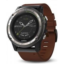 Buy Garmin Men's Watch D2 Charlie Sapphire 010-01733-31 Aviation GPS Smartwatch