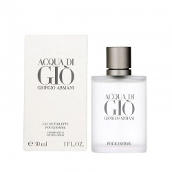 Giorgio Armani Acqua di Giò Perfume for Men Eau de Toilette EDT 30 ml
