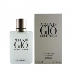 Giorgio Armani Acqua di Giò Perfume for Men Eau de Toilette EDT 50 ml