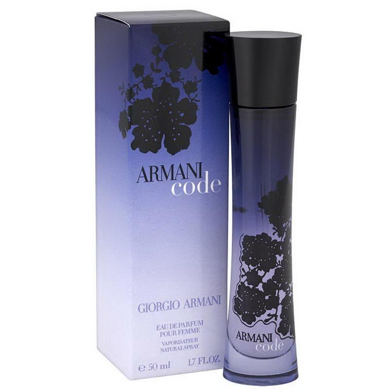 wholesale dealer finest selection best sale Giorgio Armani Code Perfume for Women Eau de Parfum EDP 50 ml