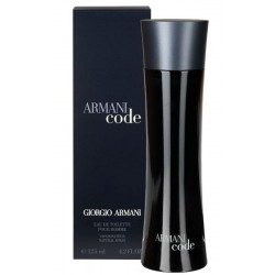 Giorgio Armani Code Perfume for Men Eau de Toilette EDT 125 ml