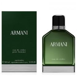 Giorgio Armani Eau de Cèdre Pour Homme Perfume for Men Eau de Toilette EDT 100 ml