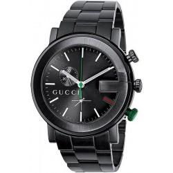 Buy Gucci Men's Watch G-Chrono XL YA101331 Quartz Chronograph