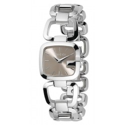 Buy Gucci Ladies Watch G-Gucci Small YA125507 Quartz