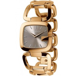 Buy Gucci Ladies Watch G-Gucci Small YA125511 Quartz