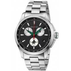 Buy Gucci Men's Watch G-Timeless XL YA126267 Quartz Chronograph