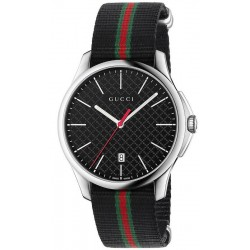 Buy Gucci Men's Watch G-Timeless Large Slim YA126321 Quartz
